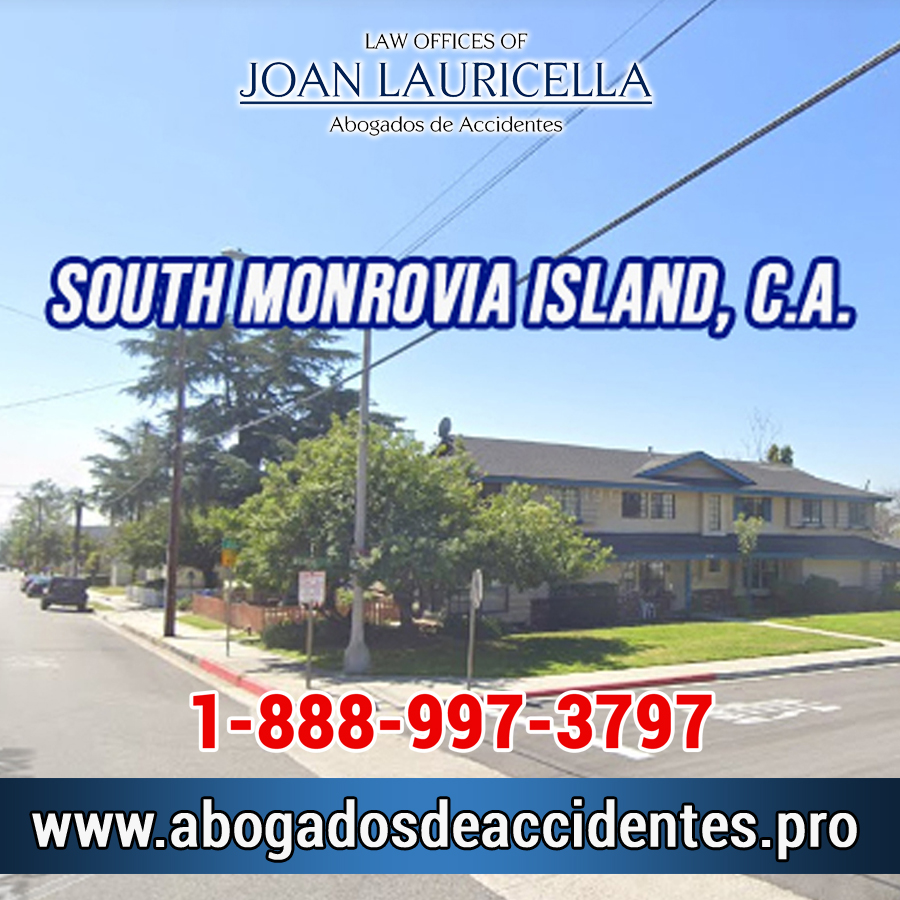 Abogados de Accidentes en South Monrovia Los Angeles,