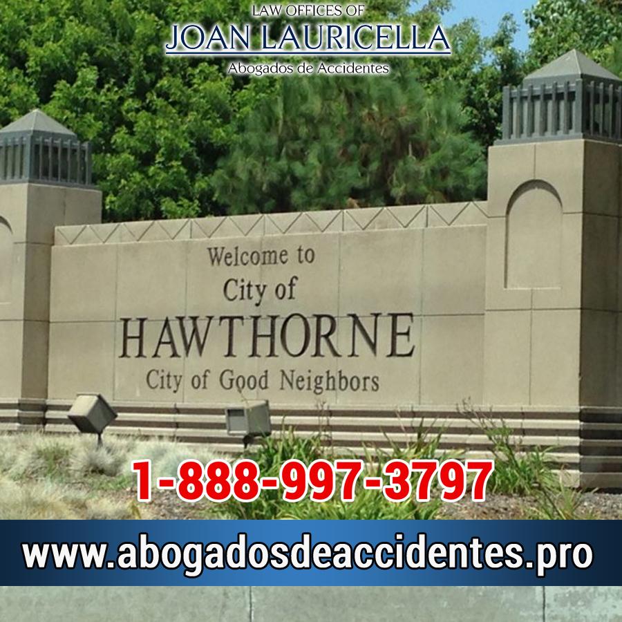 Abogados de Accidentes en Hawthorne Los Angeles,