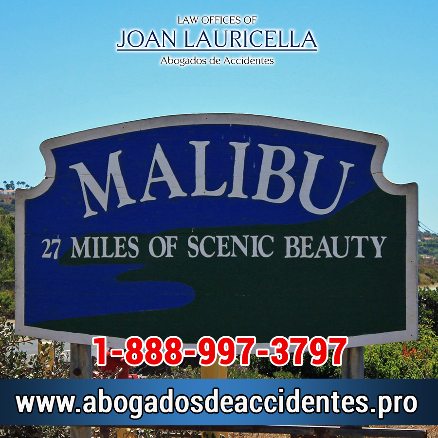 Abogados deAccidentes en Malibu Los Angeles,