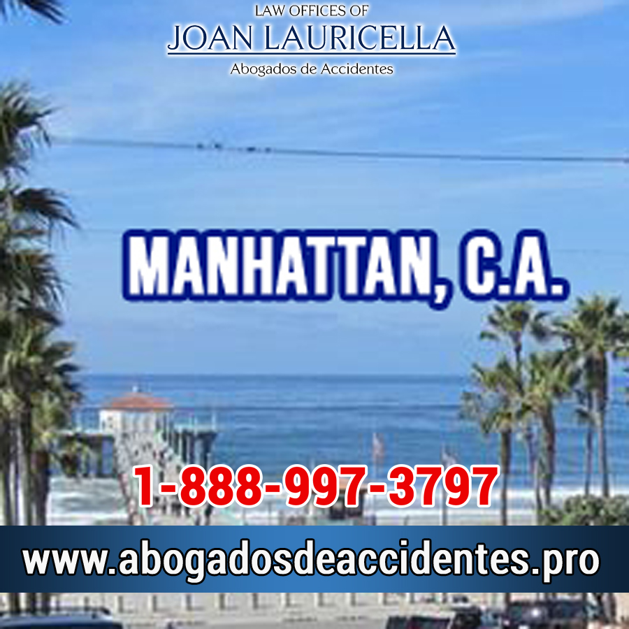 Abogados de Accidentes en Manhattan Los Angeles