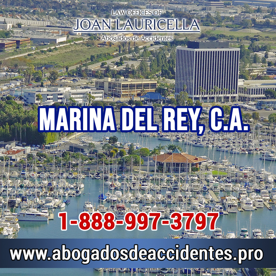 Abogados de Accidentes en Marina del Rey Los Angeles,
