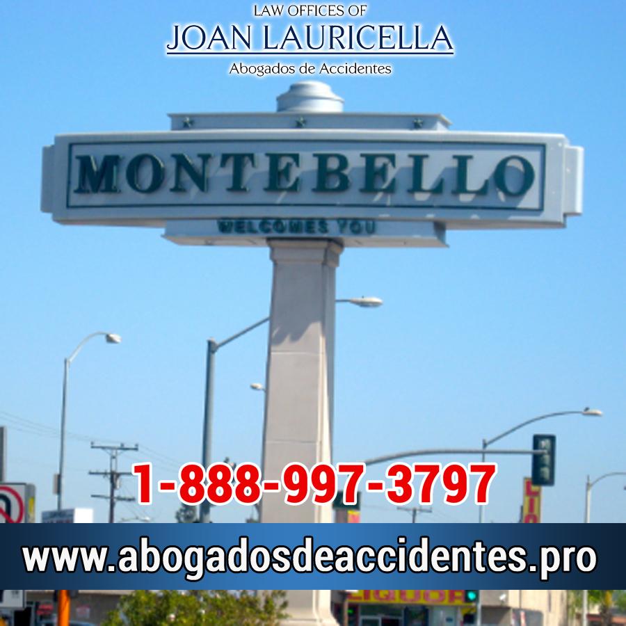 Abogados de Accidentes Montebello Los Angeles,