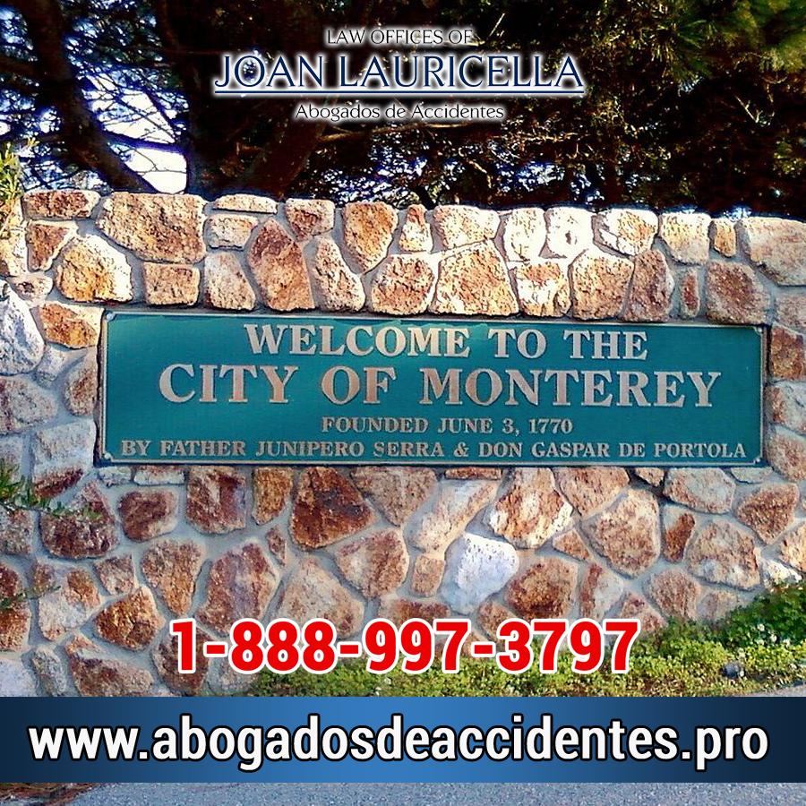 Abogados de Accidentes en Monterey Park Los Angeles,