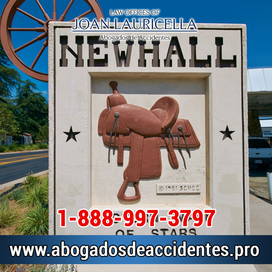 Abogados de Accidentes en Newhall Los Angeles,