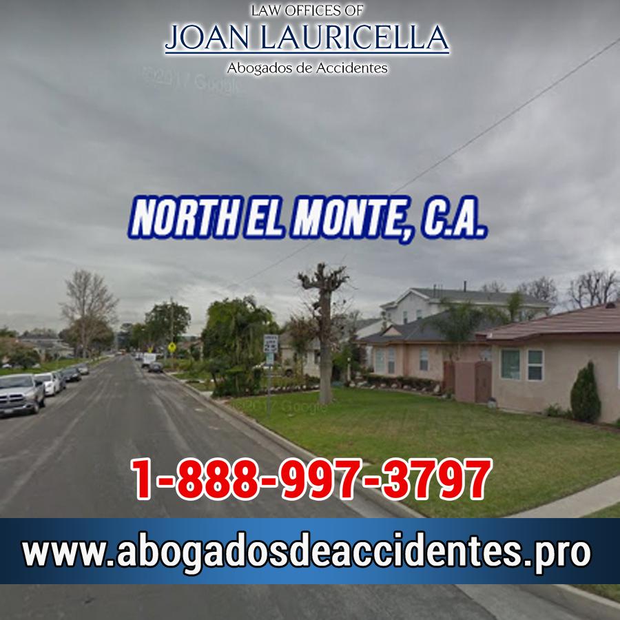 Abogados de Accidentes en North El Monte Los Angeles,