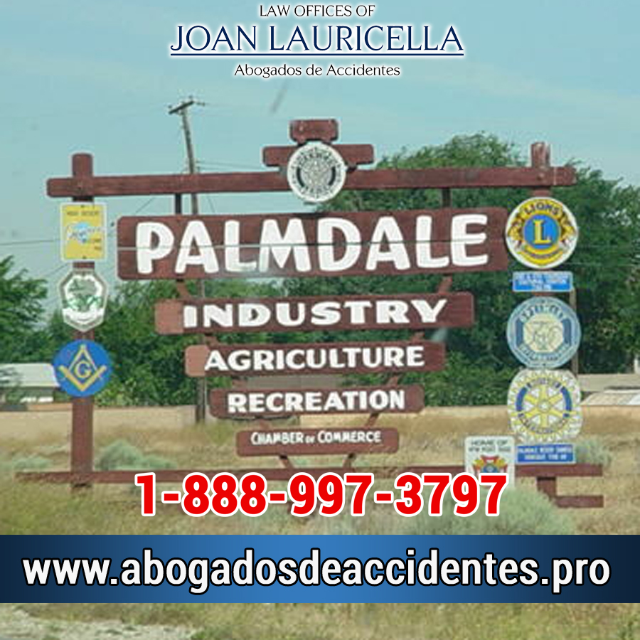 Abogados de Accidentes en Palmdale Los Angeles,