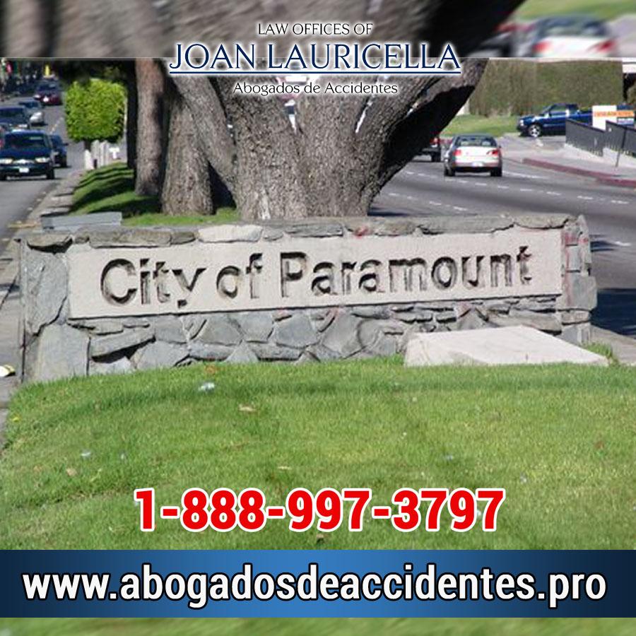 Abogados de Accidentes en Paramount Los Angeles,