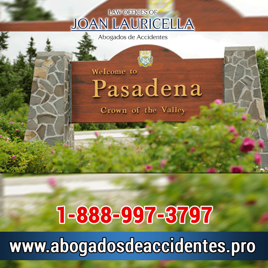 Abogados de Accidentes en Pasadena Los Angeles,
