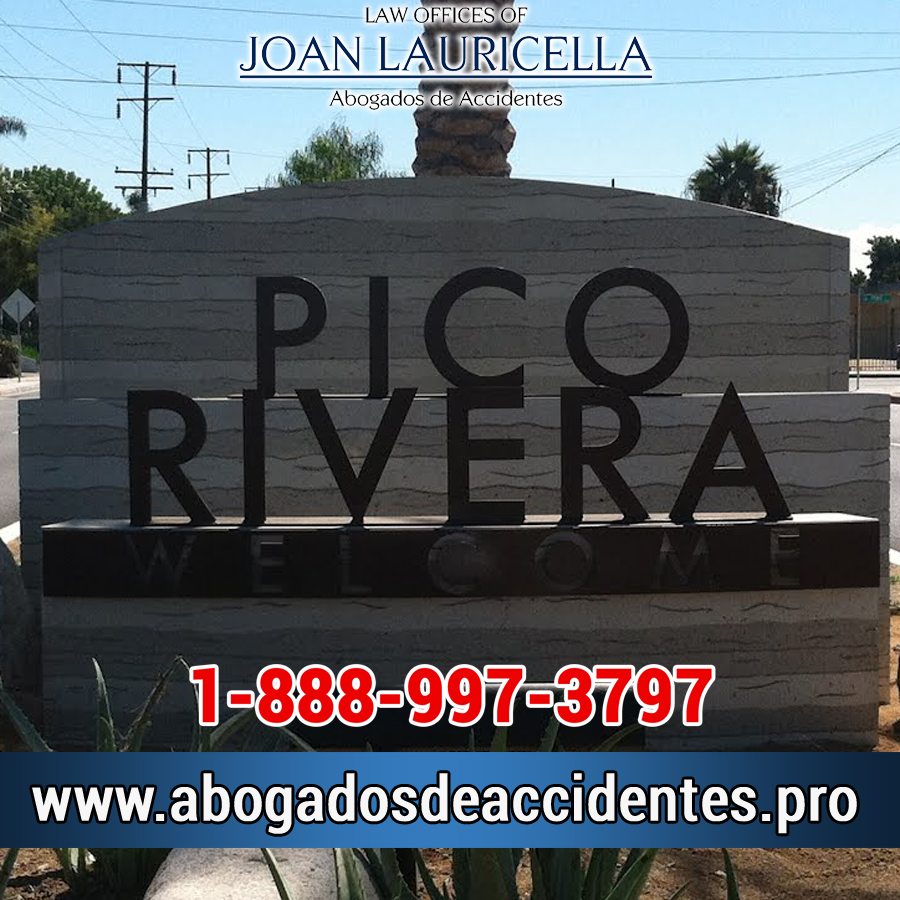 Abogados de Accidentes en Pico Rivera Los Angeles
