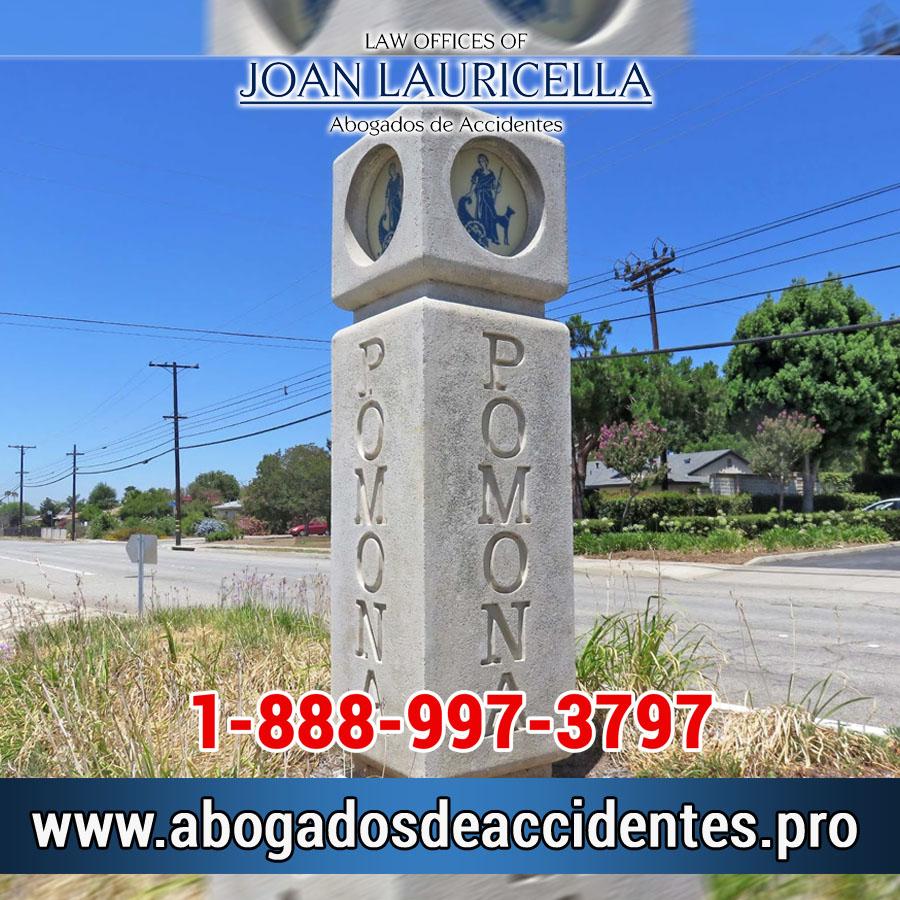 Abogados de Accidentes en Pomona Los Angeles,