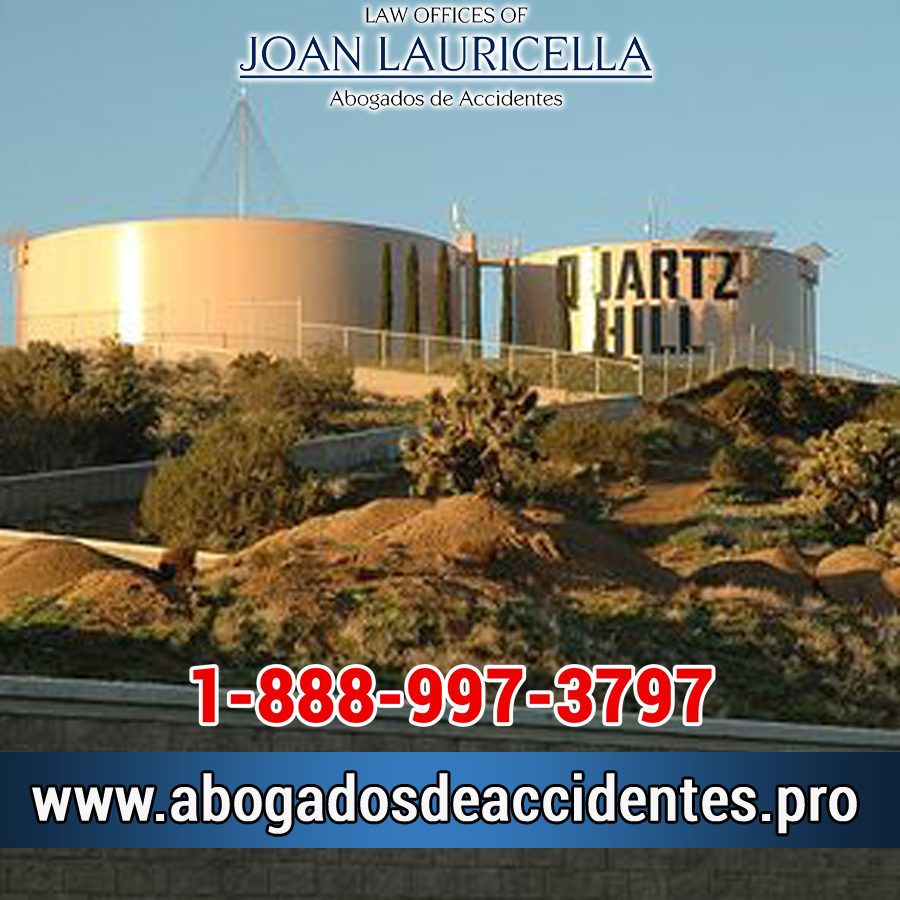 Abogados de Accidentes en Quartz Hill Los Angeles,