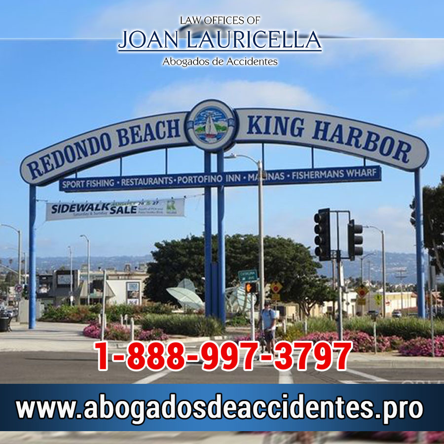 Abogados de Accidentes en Redondo Beach Los Angeles,