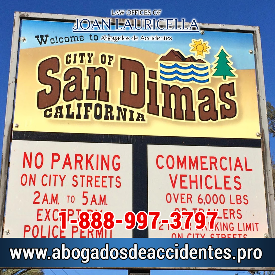 Abogados de Accidentes en San Dimas Los Angeles,