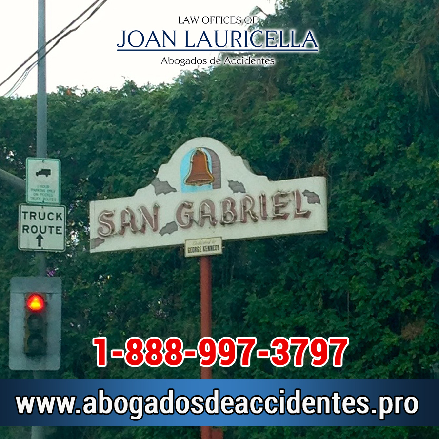 Abogados de Accidentes en San Gabriel Los Angeles,