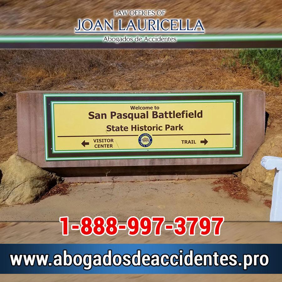 Abogados de Accidentes en San Pasqual Los Angeles,
