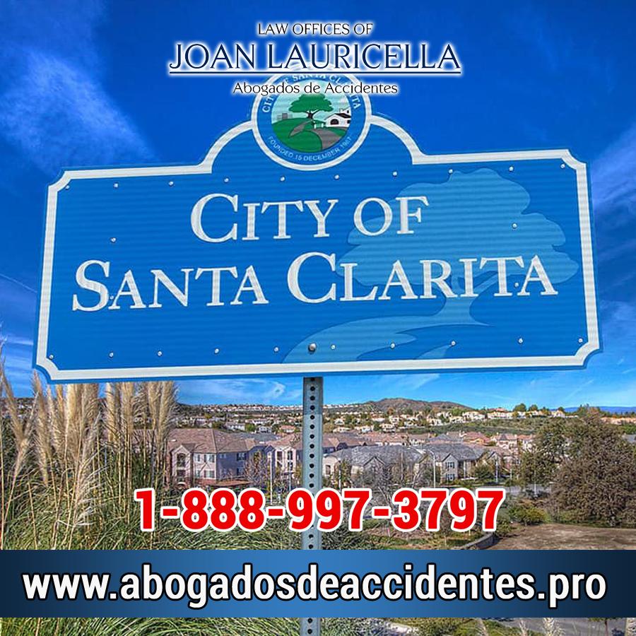 Abogados de Accidentes en Santa Clarita Los Angeles,