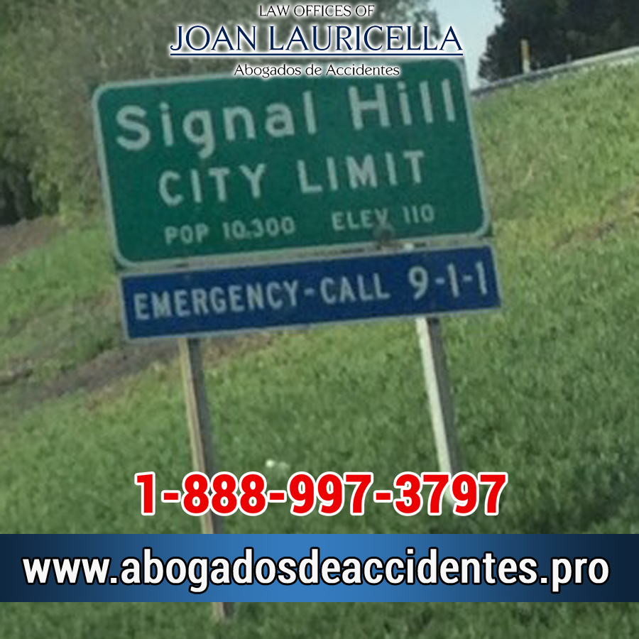 Abogados de Accidentes en Signal Hill Los Angeles,