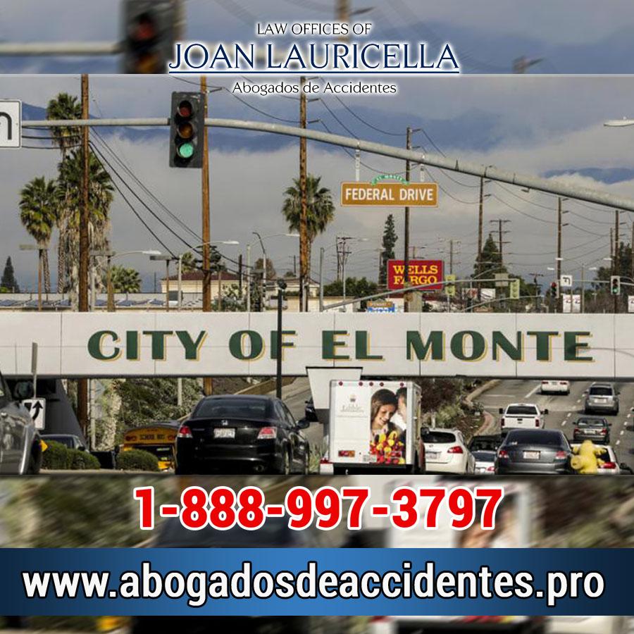 Abogados de Accidentes en South El Monte Los Angeles,