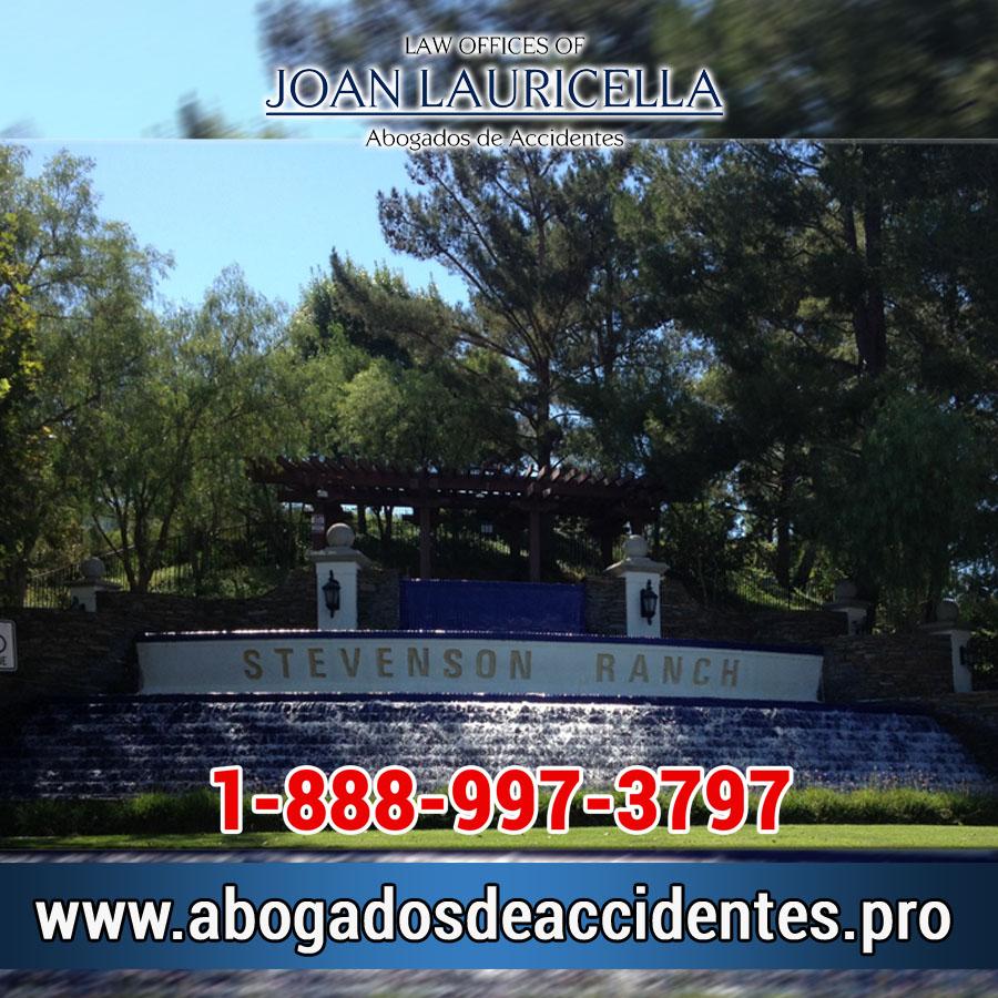 Abogados de Accidentes en Stevenson Ranch Los Angeles,