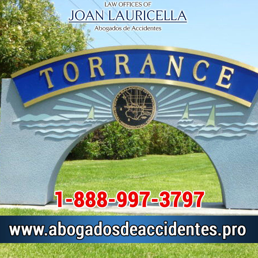 Abogados de Accidentes en Torrance Los Angeles,