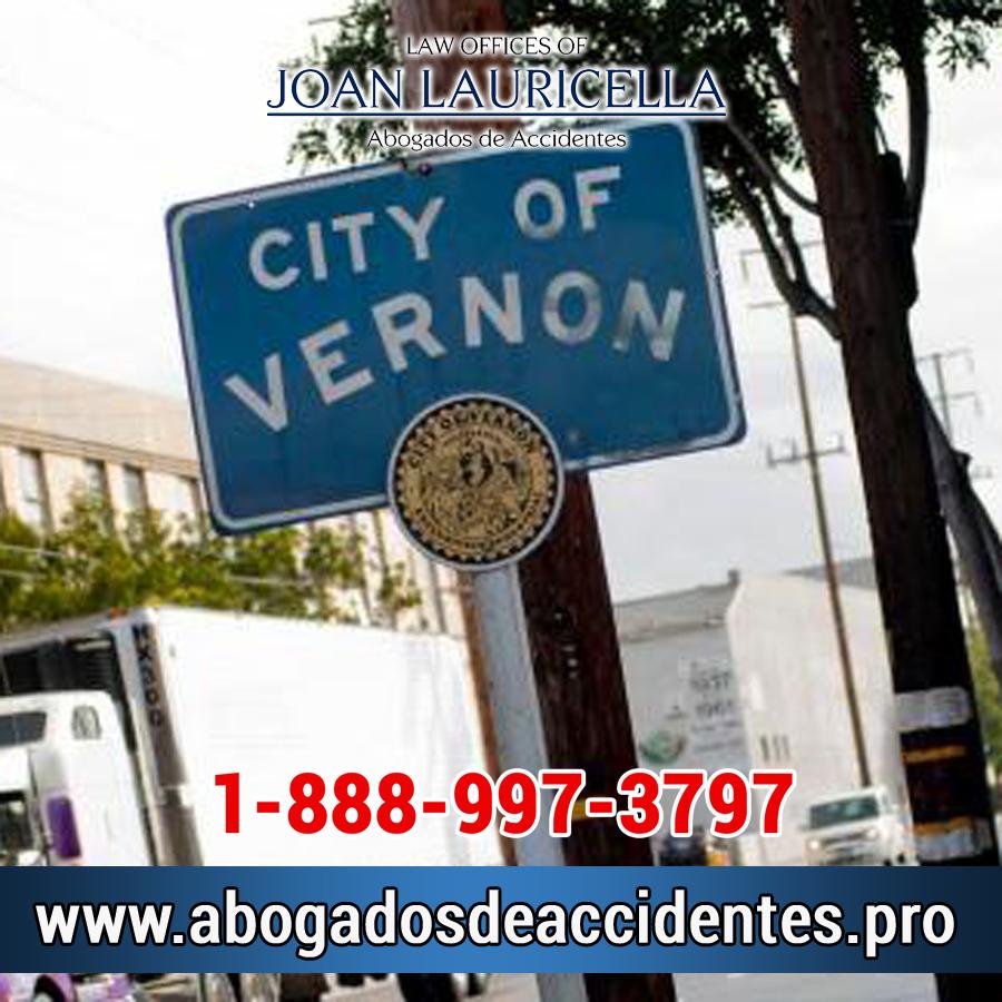 Abogados de Accidentes en Vernon Los Angeles,