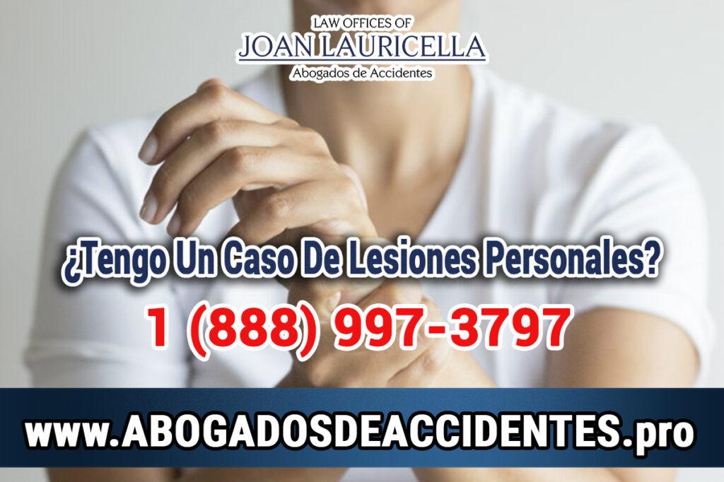 Abogados de Lesiones Personales en Los Ángeles
