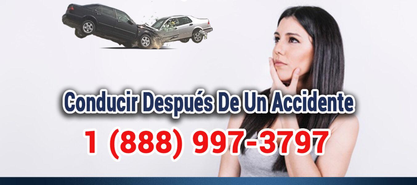 ¿Cuando Puedo Conducir Después De Un Accidente De Auto En Los Angeles?