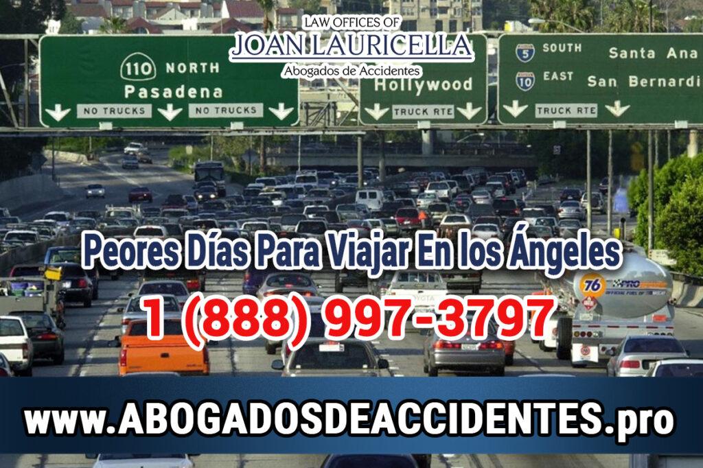 Abogados de Accidentes de Auto en Los Angeles