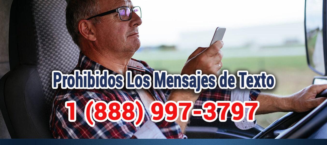Prohibidos Los Mensajes De Texto Mientras Conducen En Los Ángeles