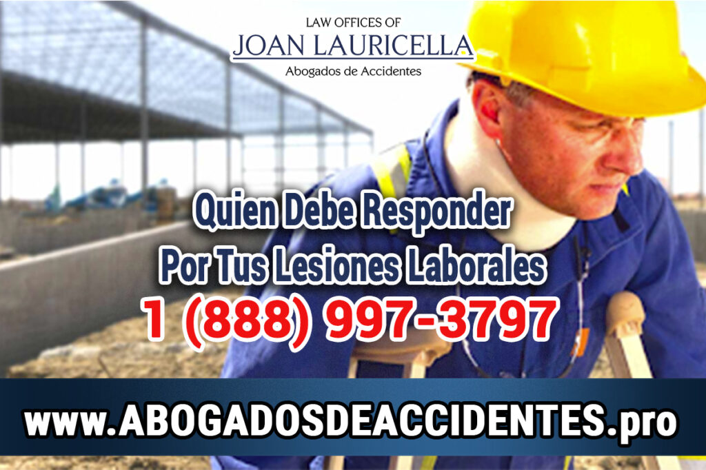 Abogados de Accidentes Laborales en Los Angeles