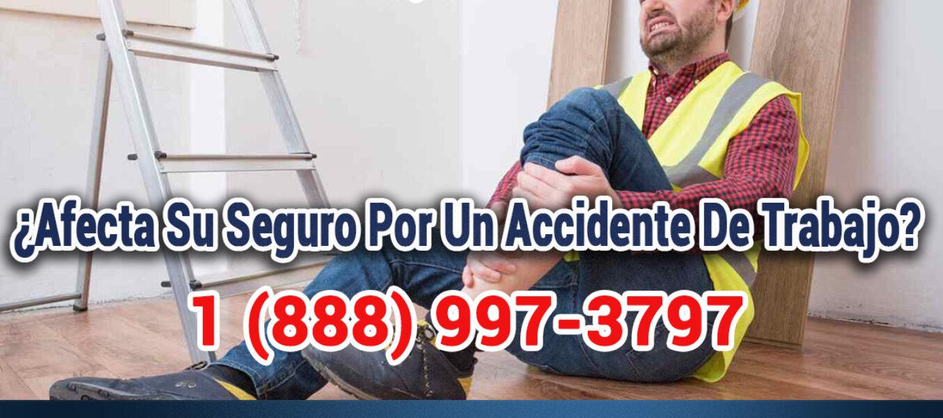 Cómo Afecta Su Seguro Por Un Accidente De Trabajo En Los Angeles