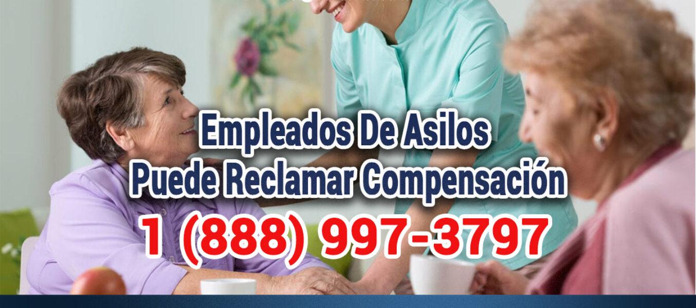 Empleados De Asilos Con COVID-19 Puede Reclamar Compensación En Los Angeles