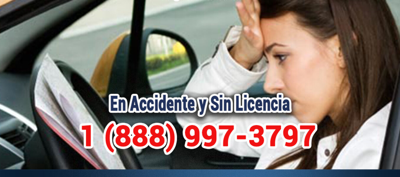 Involucrado En Accidente De Auto Y Camión Sin Mi Licencia De Conducir En Los Angeles