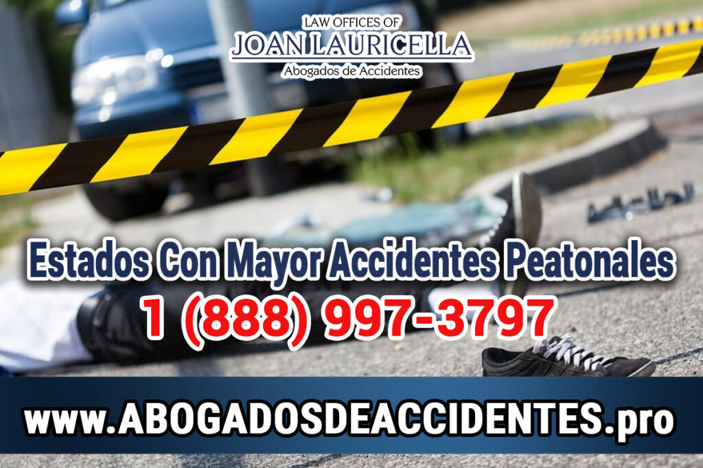 Abogados de Accidentes Peatonales en Los Angeles
