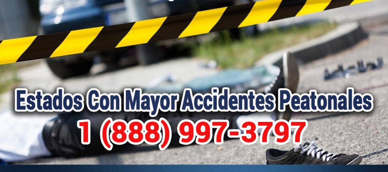 ¿Los Accidentes Peatonales Ocurren Con Mayor Frecuencia En Los Angeles?
