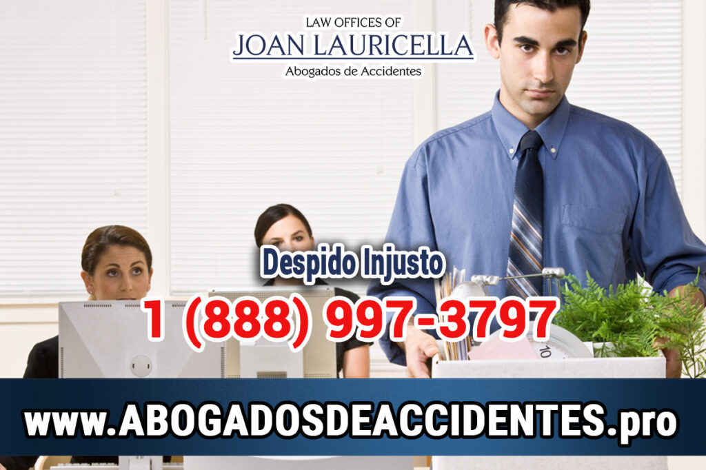 Abogados Para Despido Injustificado en Los Angeles