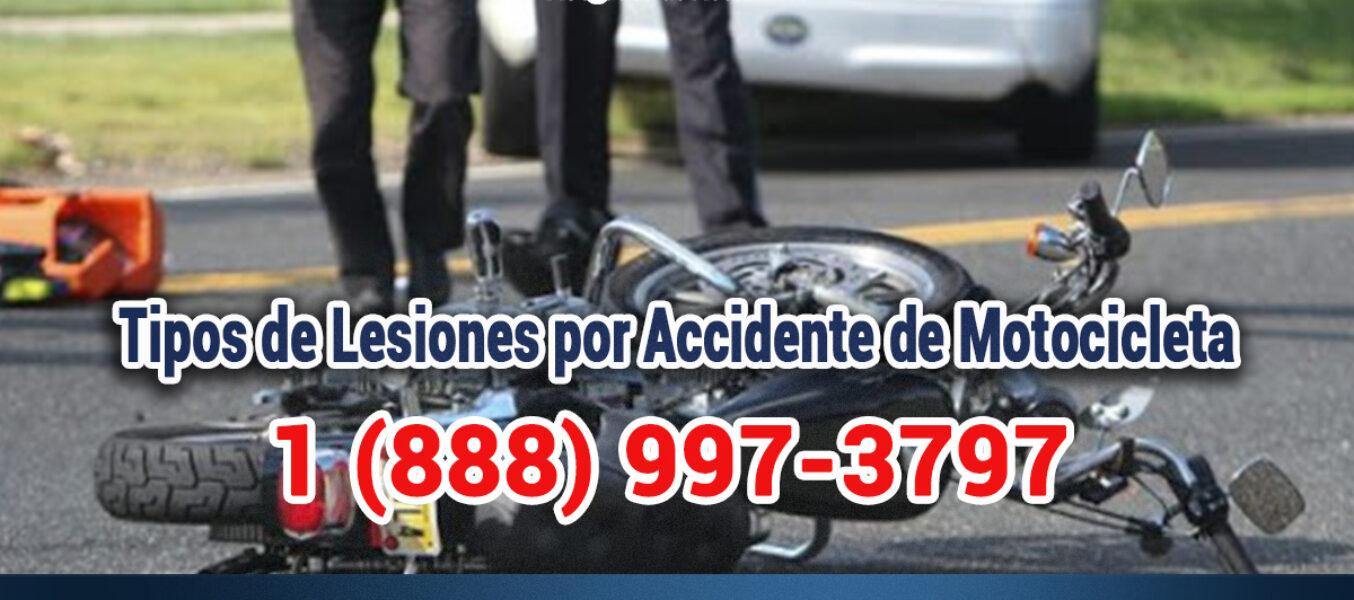 ¿Qué Tipo De Lesiones Pueden Sufrir En Accidente De Motocicleta En Los Angeles?