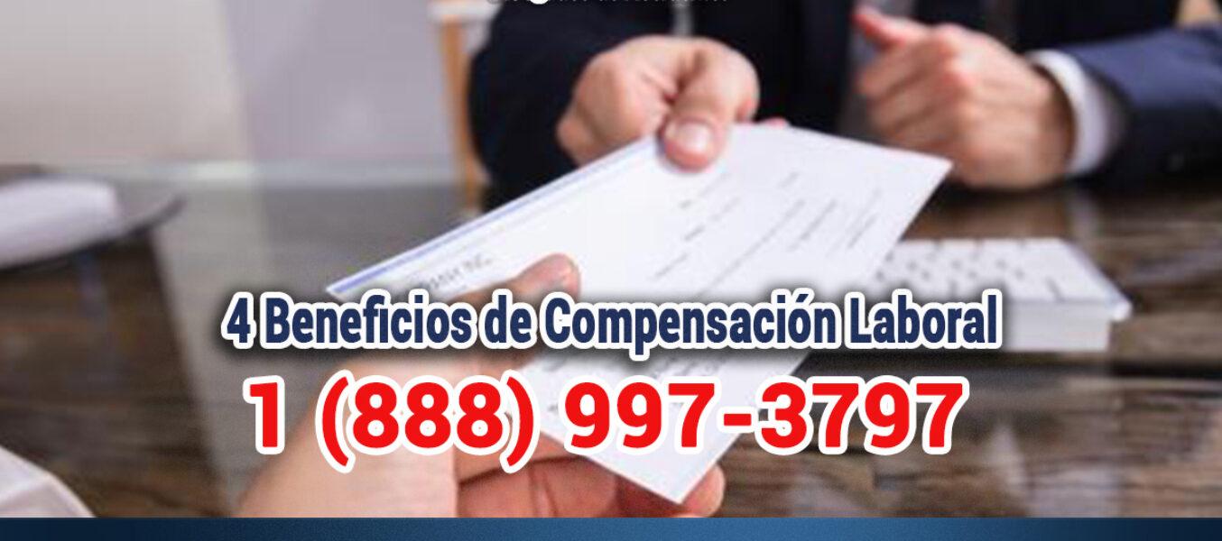 🥇4 Beneficios de Compensación Laboral en Los Ángeles