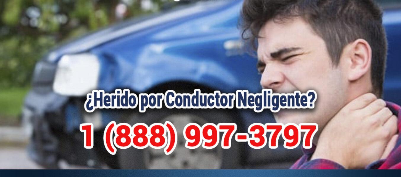 🥇¿Herido en Accidente de Auto por Conductor Negligente en Los Angeles?