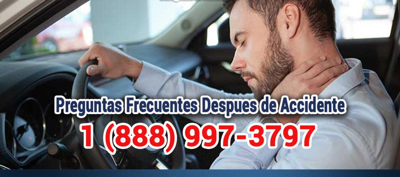 🥇Preguntas Frecuentes Después de un Accidente de Auto en LosÁngeles