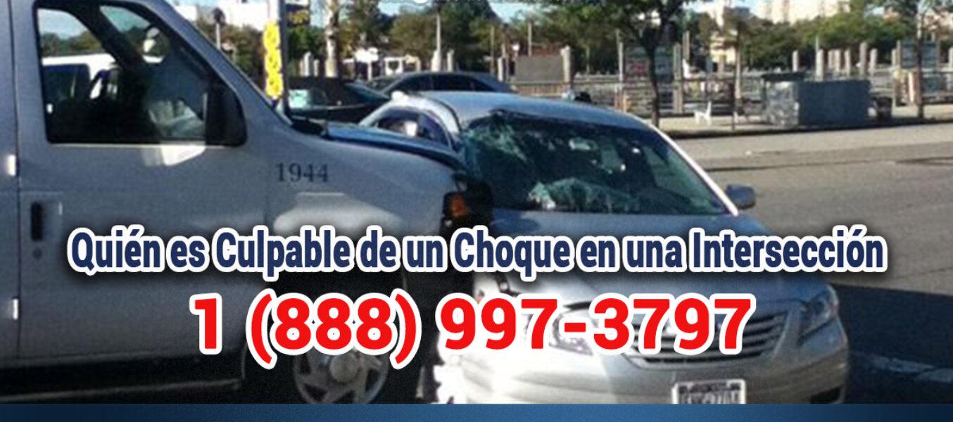 🥇¿Quién es Culpable de Accidente en Intersección por Giro a la Izquierda en Los Ángeles?