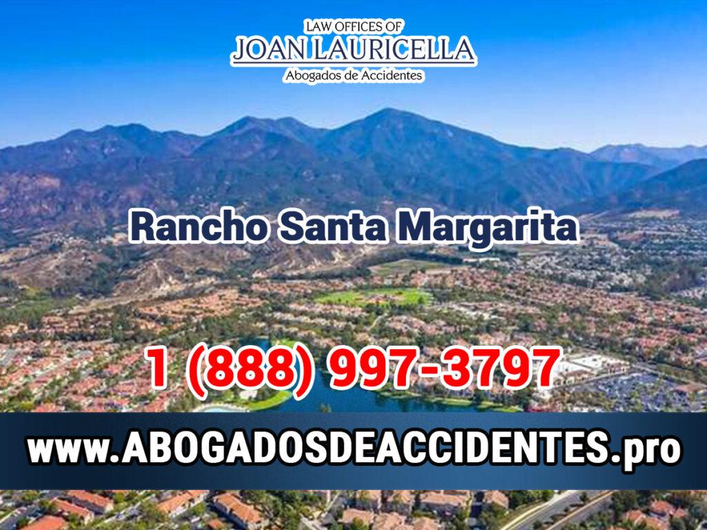 Abogados de Accidentes en Rancho Santa Margarita