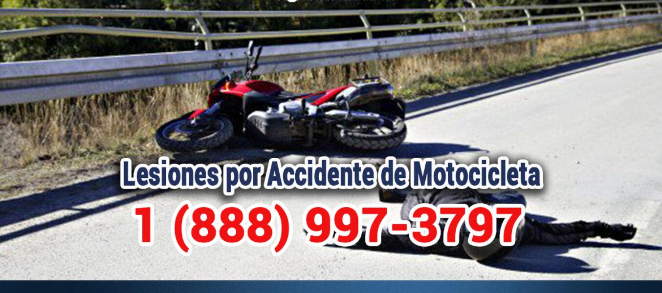🥇Lesiones Graves por Accidentes de Motocicleta en Los Ángeles
