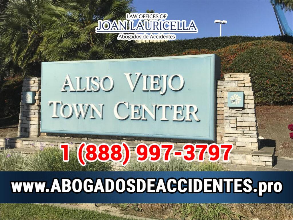 Abogados de Accidentes en Aliso Viejo CA