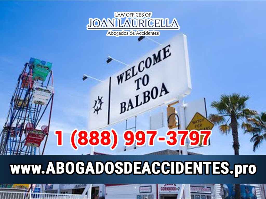 Abogados de Accidentes en Balboa
