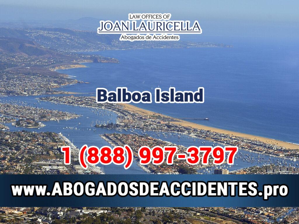 Abogados de Accidentes en Balboa Island