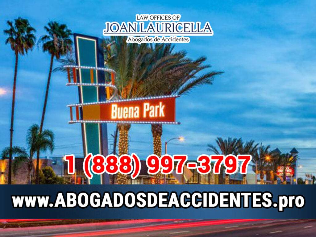 Abogados de Accidentes en Buena Park