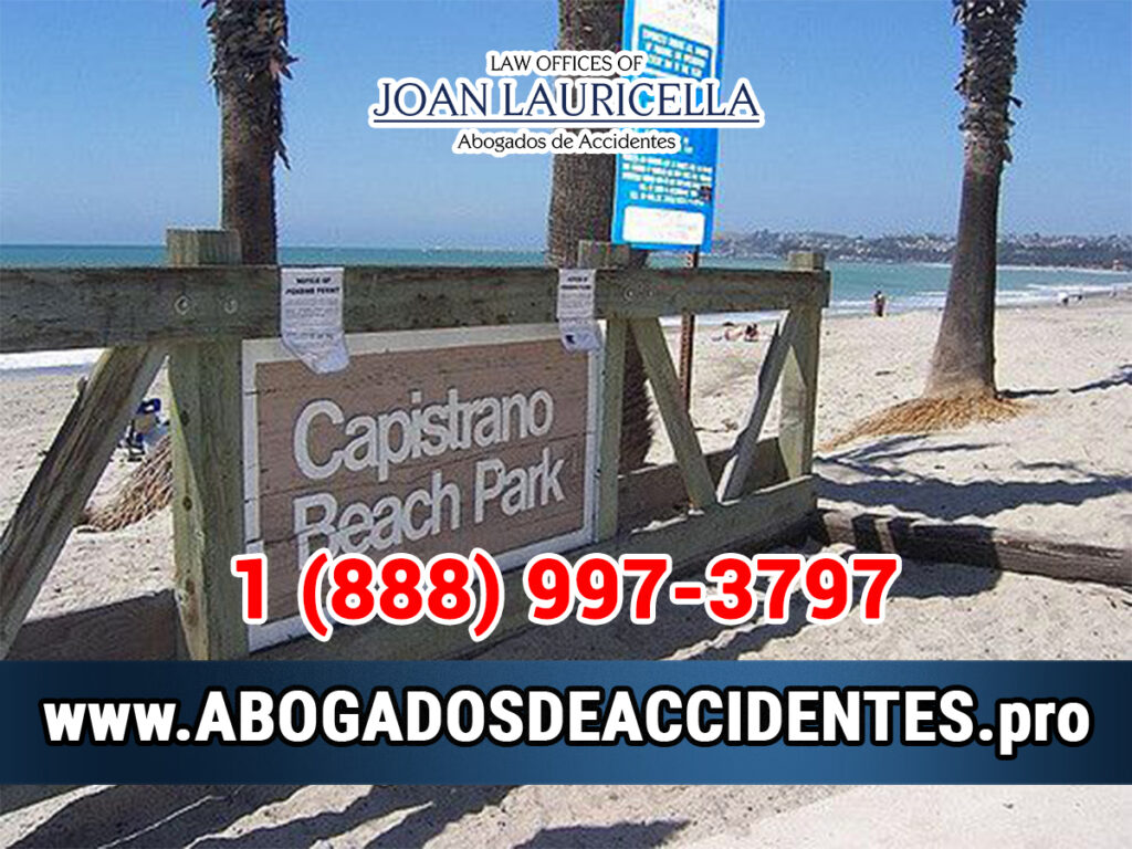 Abogados de Accidentes en Capistrano Beach