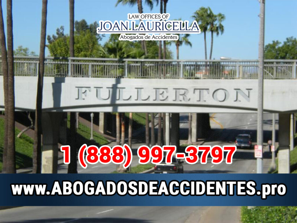 Abogados de Accidentes en Fullerton