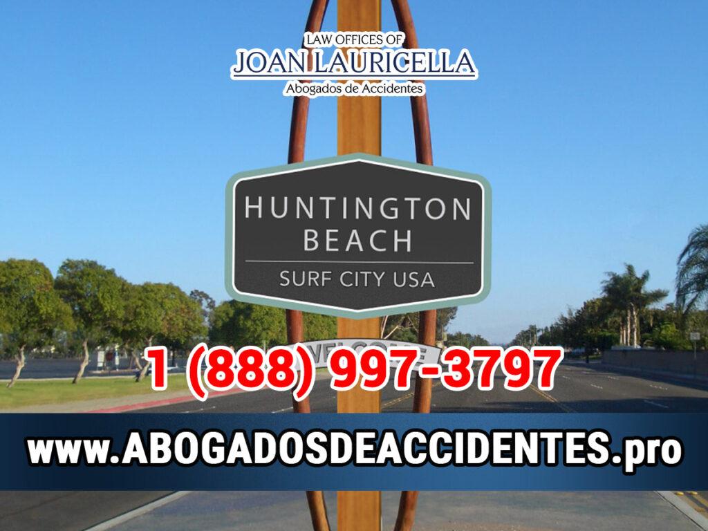 Abogados de Accidentes en Huntington Beach